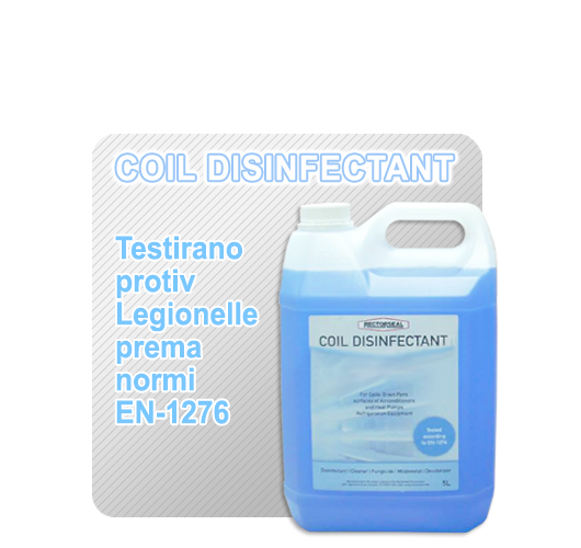Coil Disinfectant